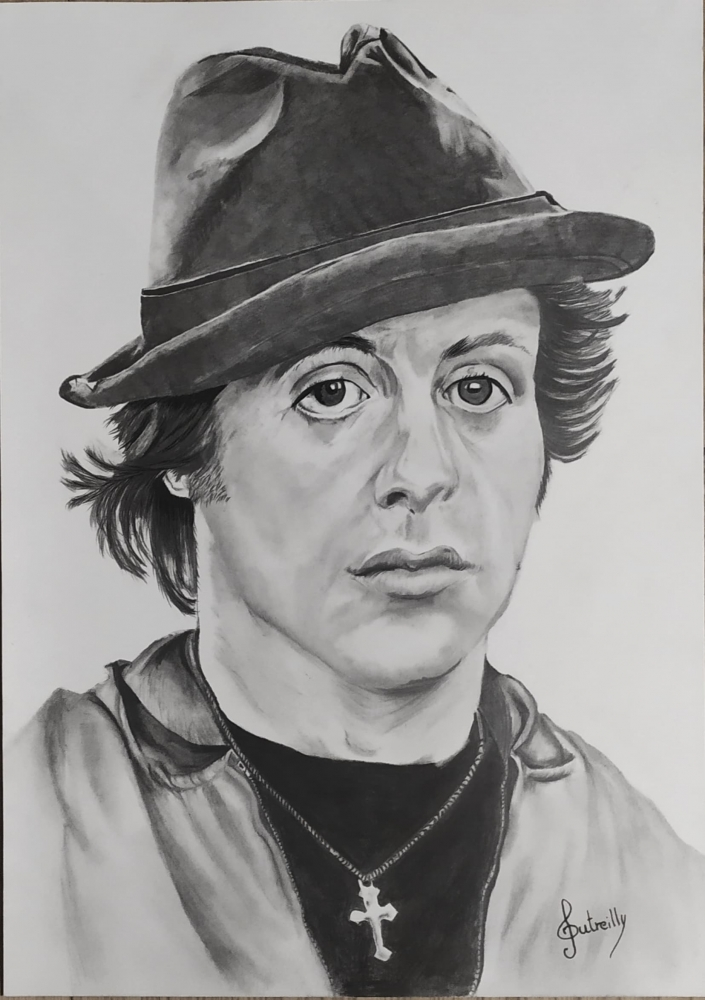 Sylvester Stallone by audreyD